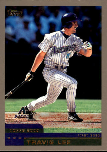 Photo of 2000 Topps #377 Travis Lee