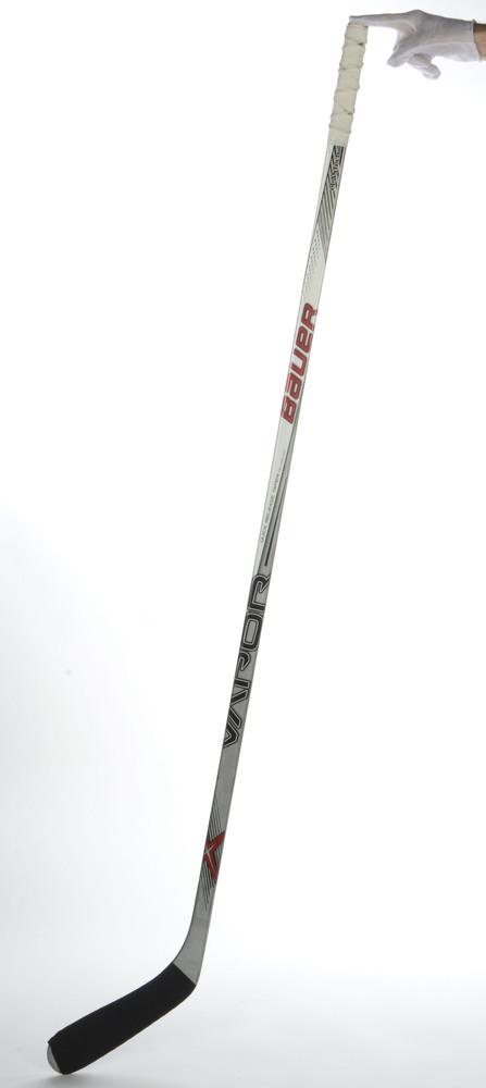 Jannik Hansen San Jose Sharks Team Europe World Cup of Hockey 2016 Tournament-Used Bauer Vapor 1X Hockey Stick