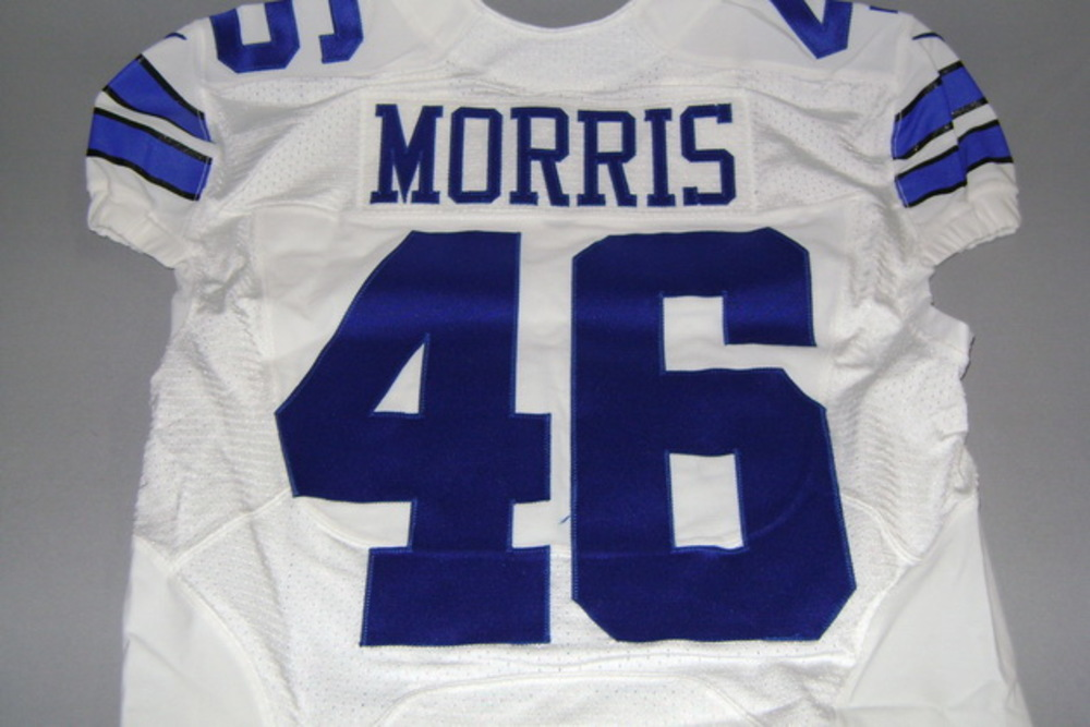 new arrival ed61d 30829 NFL Auction | STS - COWBOYS ALFRED MORRIS GAME ISSUED ...