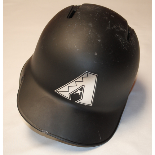 "Photo of Josh ""RO"" Rojas Arizona Diamondbacks Game-Used 2019 Players' Weekend Helmet"