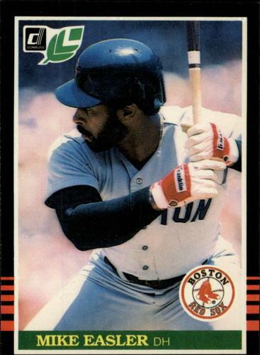 Photo of 1985 Leaf/Donruss #206 Mike Easler
