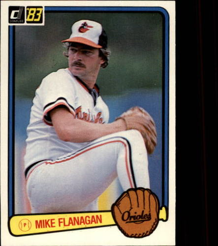 Photo of 1983 Donruss #105 Mike Flanagan