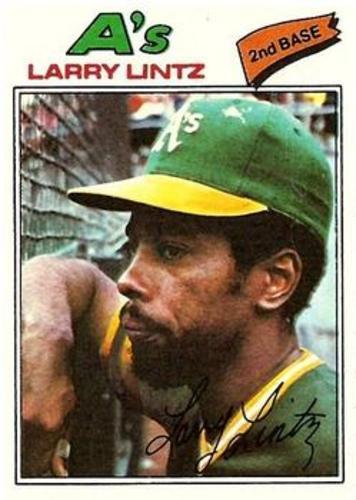 Photo of 1977 Topps #323 Larry Lintz