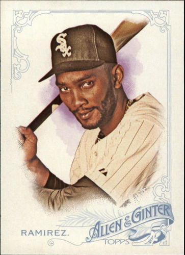 Photo of 2015 Topps Allen and Ginter #126 Alexei Ramirez