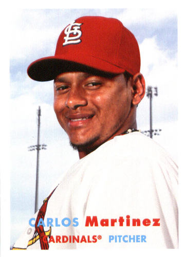 Photo of 2015 Topps Archives #65 Carlos Martinez