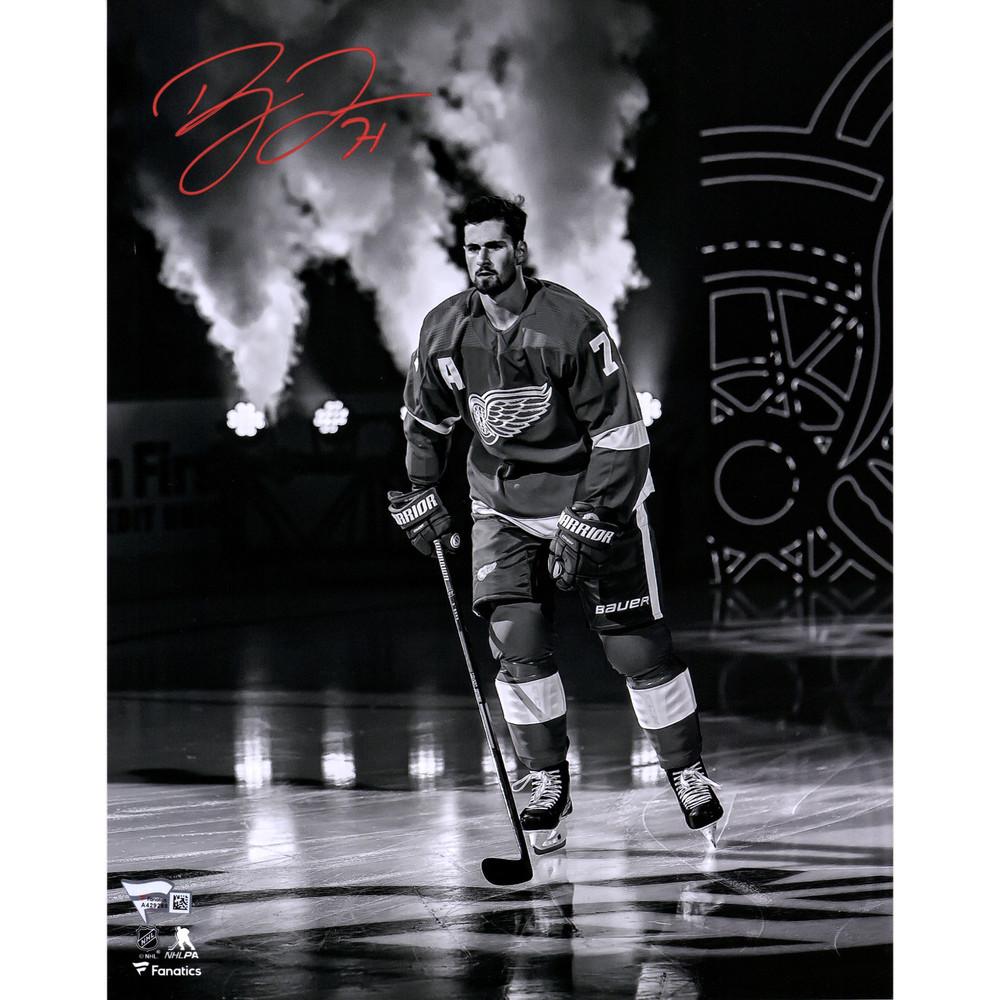 Dylan Larkin Detroit Red Wings Autographed 11