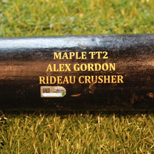 Photo of Team-Issued Bat: Alex Gordon