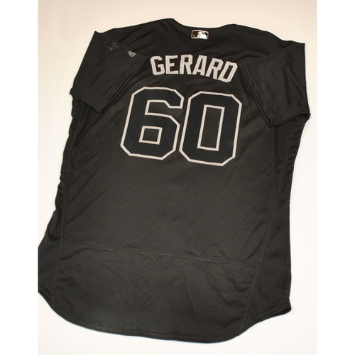 "Photo of Jimmy ""Gerard"" Cordero Chicago White Sox Game-Used 2019 Players' Weekend Jersey"