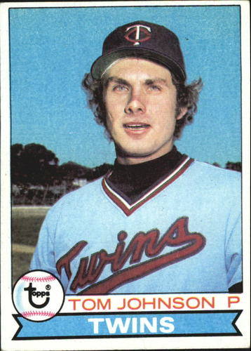 Photo of 1979 Topps #162 Tom Johnson