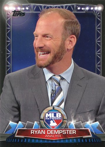 Photo of 2017 Topps MLB Network #MLBN4 Ryan Dempster