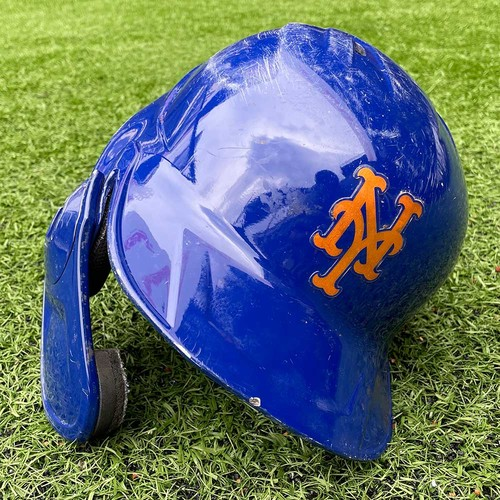 Photo of Team Issued Batting Helmet - #2 - 2020 Season