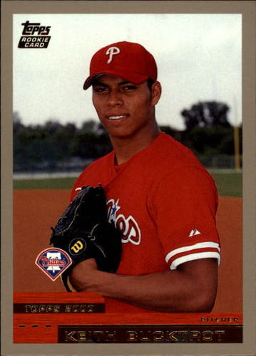 Photo of 2000 Topps Traded #T87 Keith Bucktrot RC