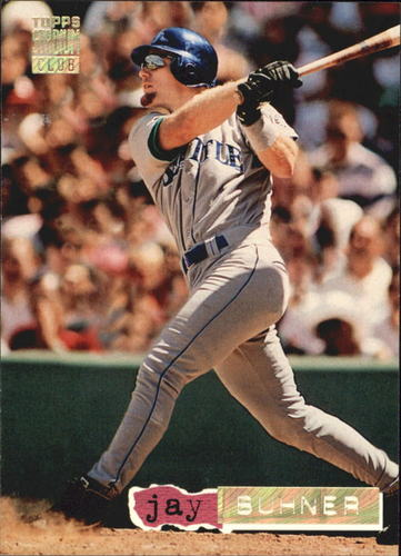 Photo of 1994 Stadium Club Golden Rainbow #299 Jay Buhner