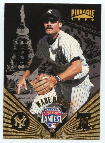 Photo of 1996 Pinnacle FanFest #13 Wade Boggs