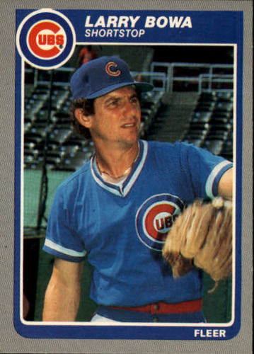 Photo of 1985 Fleer #50 Larry Bowa