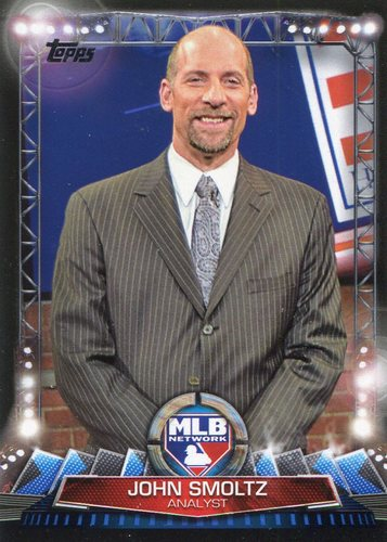 Photo of 2017 Topps MLB Network #MLBN9 John Smoltz