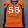 Crucial Catch - Broncos Von Miller Signed Game Issued Jersey Size 40