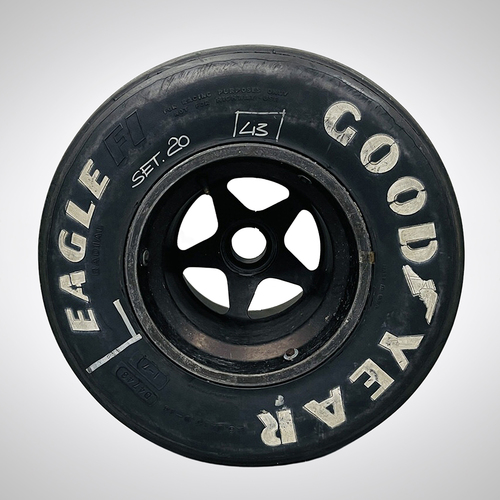 Photo of Ferrari 1990 Slick Test Tyre
