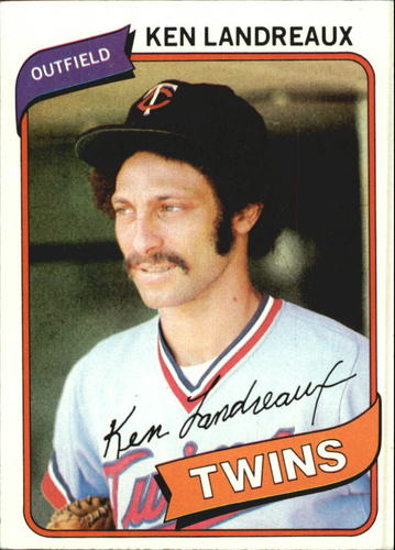 Photo of 1980 Topps #88 Ken Landreaux