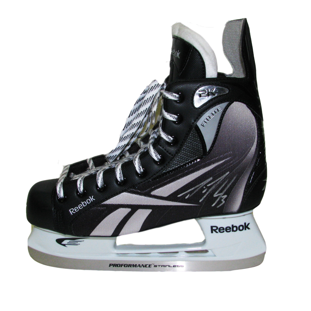 DION PHANEUF Signed Ottawa Senators Reebok Model Skate
