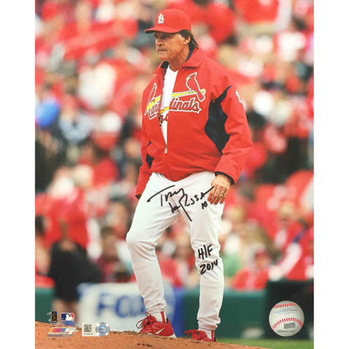 Photo of Cardinals Authentics: Tony LaRussa Autographed  Photo
