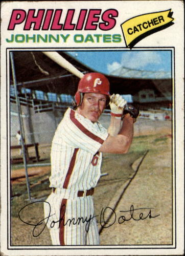 Photo of 1977 Topps #619 Johnny Oates