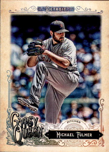 Photo of 2017 Topps Gypsy Queen #25 Michael Fulmer
