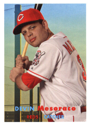 Photo of 2015 Topps Archives #74 Devin Mesoraco