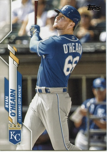Photo of 2020 Topps #389 Ryan O'Hearn