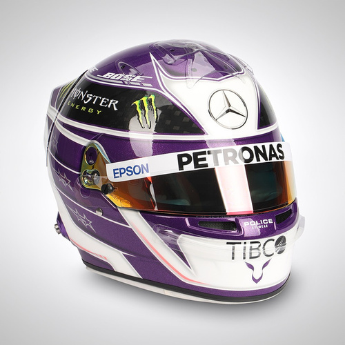 Photo of LEWIS HAMILTON 2020 1:1 OFFICIAL LICENSED REPLICA HELMET