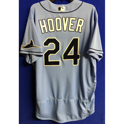 Photo of Team Issued Spring Training Jersey: Paul Hoover - 2020