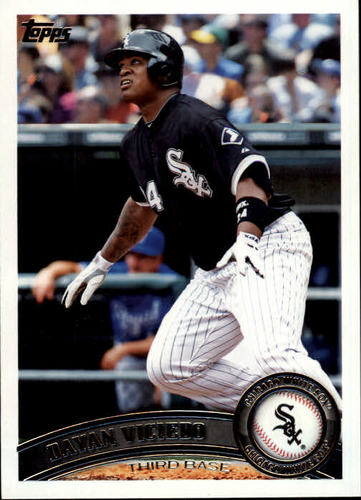 Photo of 2011 Topps #592 Dayan Viciedo