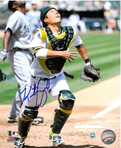 Photo of Kurt Suzuki Autographed 8x10