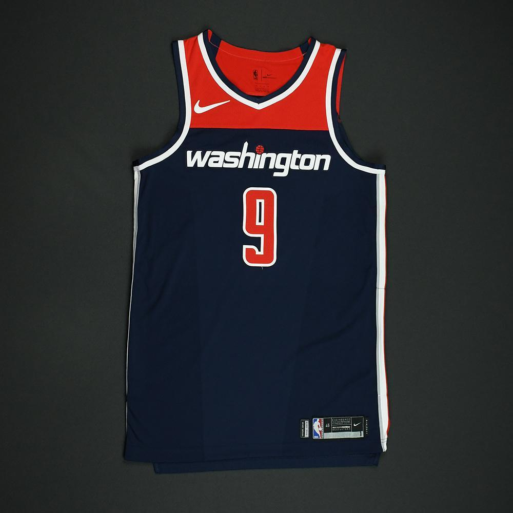 Ramon Sessions - Washington Wizards - 2018 NBA Playoffs Game-Issued 'Statement' Jersey