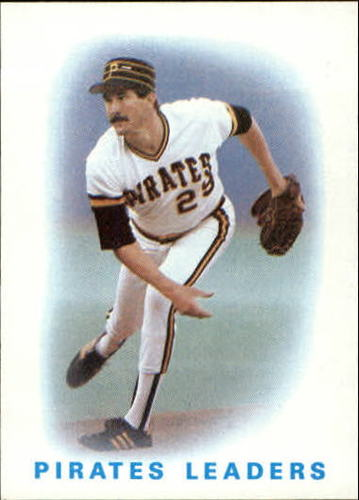 Photo of 1986 Topps #756 Pirates Leaders/Rick Rhoden