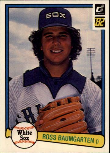 Photo of 1982 Donruss #104 Ross Baumgarten