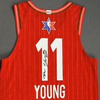 Trae Young - 2020 NBA All-Star - Team Giannis - Autographed Jersey