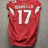 Crucial Catch - Cardinals Andy Isabella Game Used Jersey Size 38