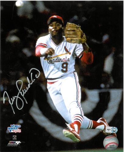 Photo of Terry Pendleton Autographed Photo
