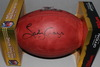 Super Bowl LI Autographed Leather Football Signed By Legendary Halftime Performer Lady Gaga