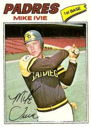 Photo of 1977 Topps #325 Mike Ivie