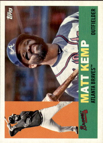 Photo of 2017 Topps Archives #93 Matt Kemp