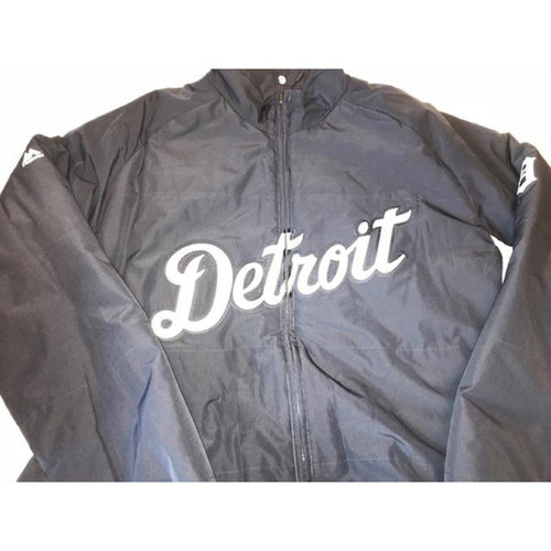 Photo of 2016 Detroit Tigers #9 Home Jacket
