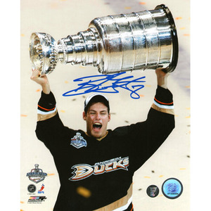 3d0bb4c5a Ryan Getzlaf Autographed Anaheim Ducks 16X20 PhotoRyan Getzlaf Autographed  Anaheim Ducks 16X20 Photo