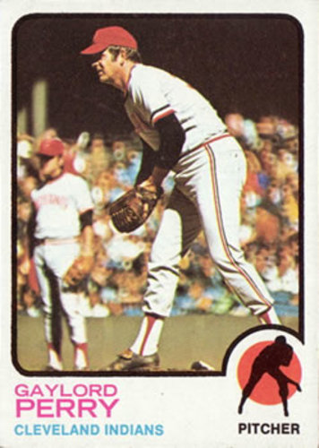 Photo of 1973 Topps #400 Gaylord Perry