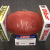 NFL - Saints Michael Thomas signed authentic football
