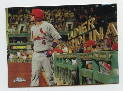 Photo of 2016 Topps Chrome Perspectives #PC11 Yadier Molina