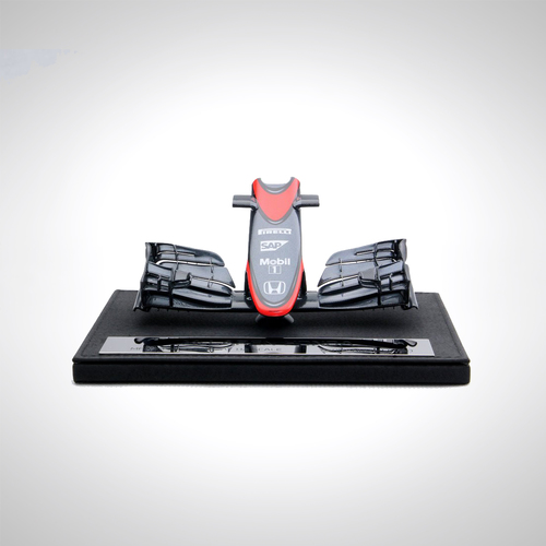 Photo of Jenson Button 2015 1:12 Scale Model Nosecone - Mclaren