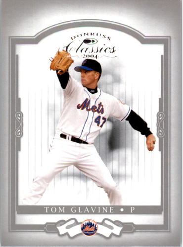 Photo of 2004 Donruss Classics #52 Tom Glavine