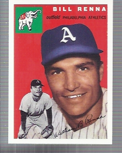 Photo of 1994 Topps Archives '54 #112 Bill Renna